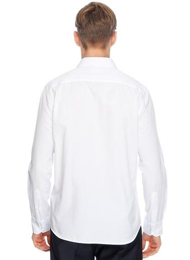 Uzun Kollu Klasik Gömlek-Limon Company